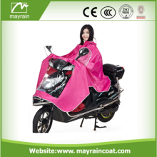 Reusable Adult PVC Rain Poncho with Logo