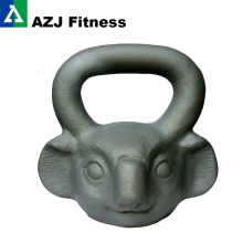 18 LB Koala Animal Face Kettlebell