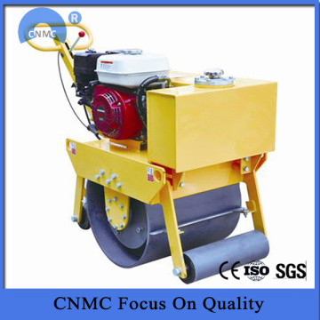 Hand Drive Enjin Powerful Single Roller Road Roller