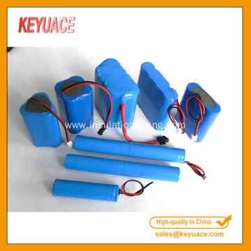 Blue Battery Pack PVC Heat Shrink Tube