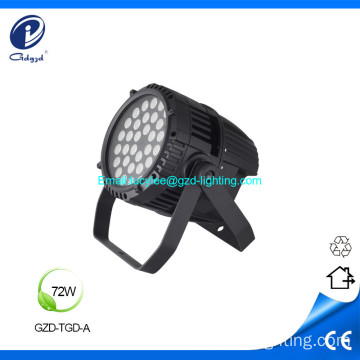 72W high power led projector led flood light