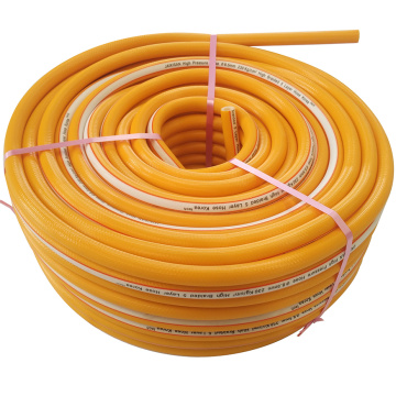 8.5mm 3layers PVC high pressure spray hose