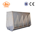 Customized Automatic Stainless Steel Double Side Pig Feeder
