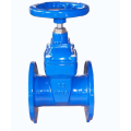 2 shaft butterfly valve