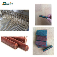 Automatic Meat Strip Traying System