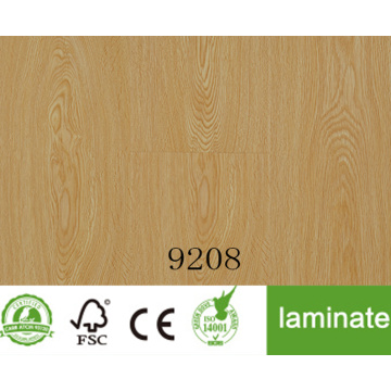 Reka bentuk terkini V-groove Painted Laminated Floor