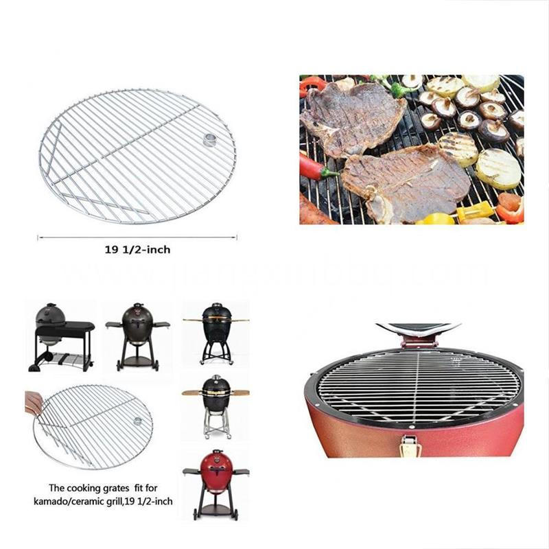 Cooking Grate For BBQ View