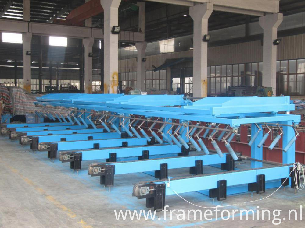 Trapezoidal metal sheet forming machine ZT25-200-1000 ZT25-200-1000 08