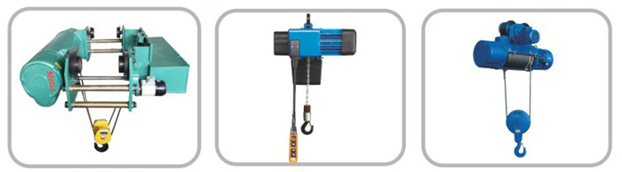 Special wire rope metallurgy electrical hoist