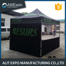 Customized canvas gazebo tent for events