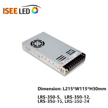 LRS-350 Constant Voltage Switching Power Supply Meanwell