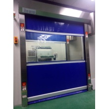 High Quality Food Factory Fast Rolling Door