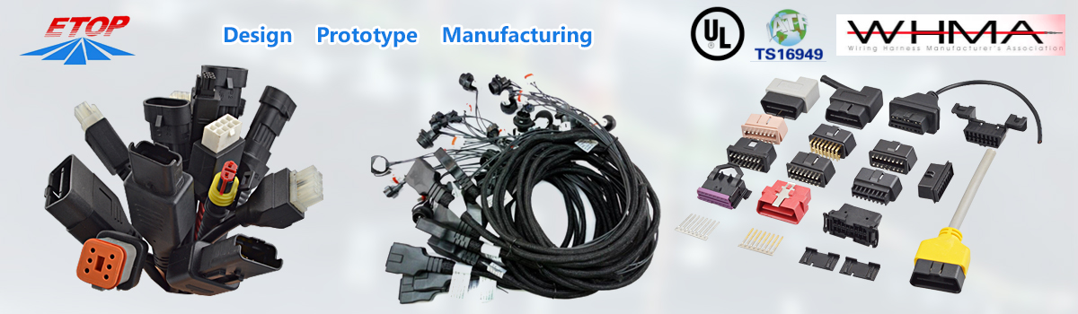 Superb China Wire Harness Cable Assemblies Molded Cables Automotive Wire Wiring Digital Resources Remcakbiperorg