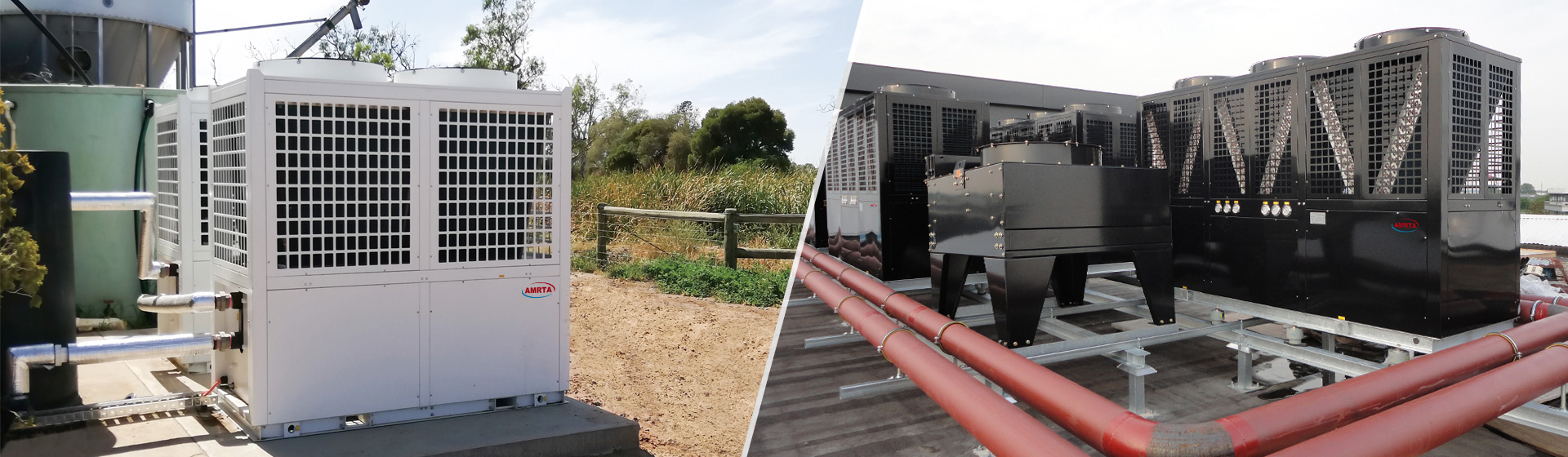China Glycol Chiller, Rooftop Packaged Unit, Heat Pump