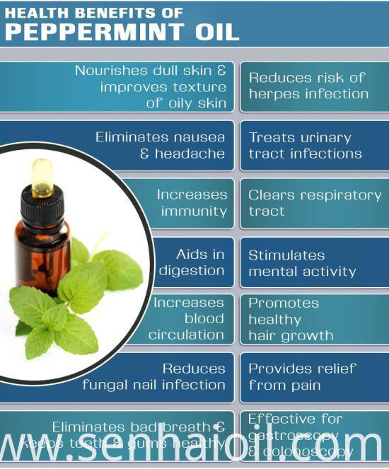 ISO Certificated Essential oil Dementholized peppermint oil With Best Price