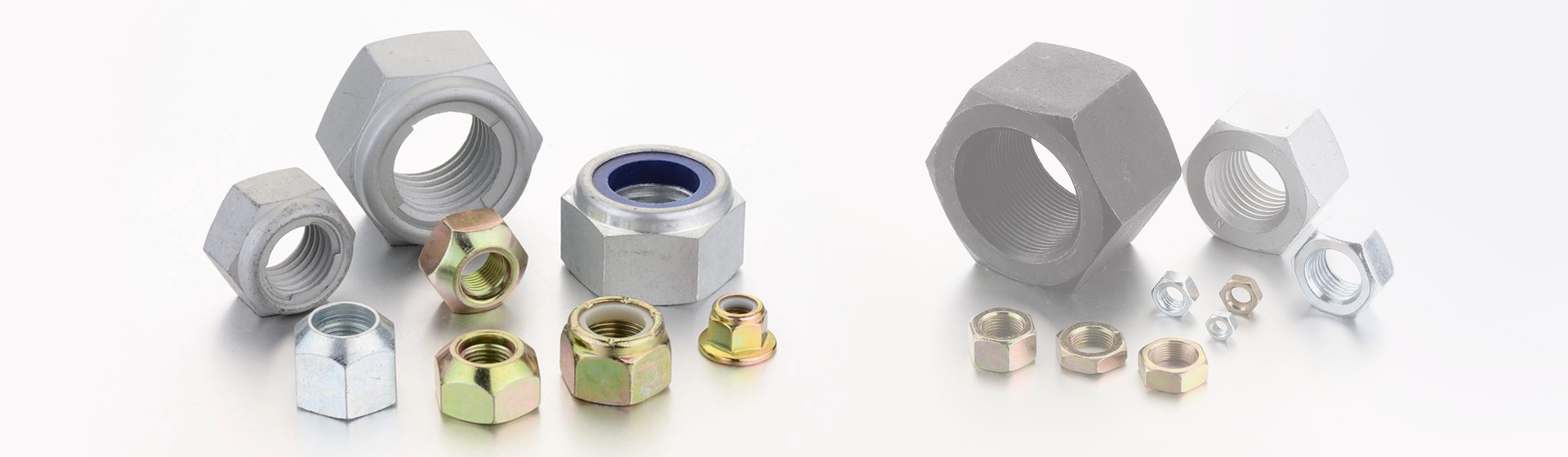 M12 A2 STAINLESS STEEL HEX CASTLE SLOTTED NUTS M12x1.75  PACK OF 2