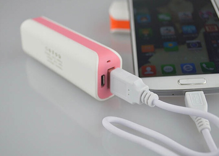 Plastic Power Bank