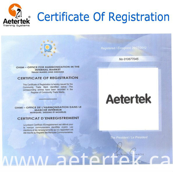 Aetertek AT-919A Reachargeable Collar