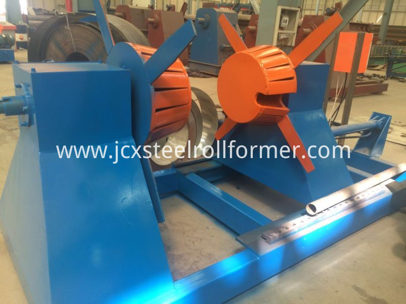 W Beam 310 Highway Guardrail Panel Roll Forming Machine