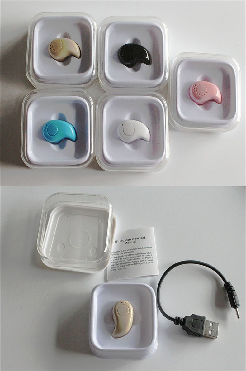 Wireless Music Earphone