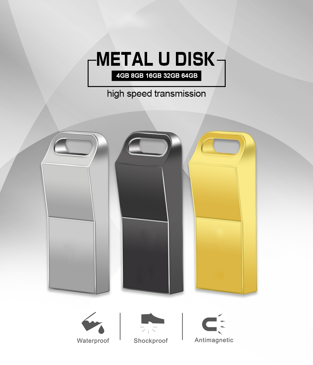 Mini Metal Usb