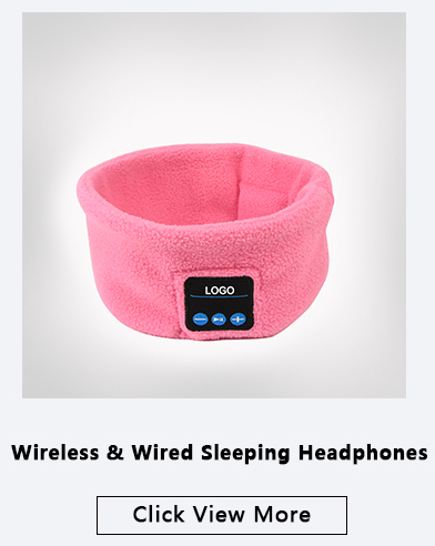 wired sleeping headphones