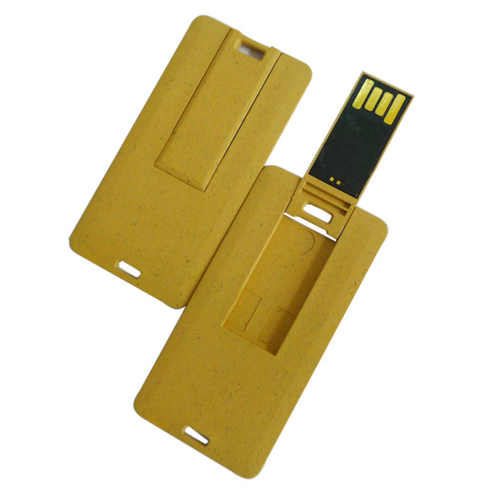Eco Card Usb Flash Drive