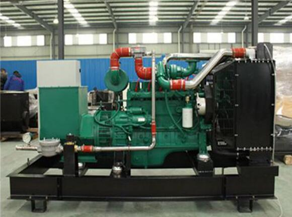 250kVA Open Type Gas Generator Sets