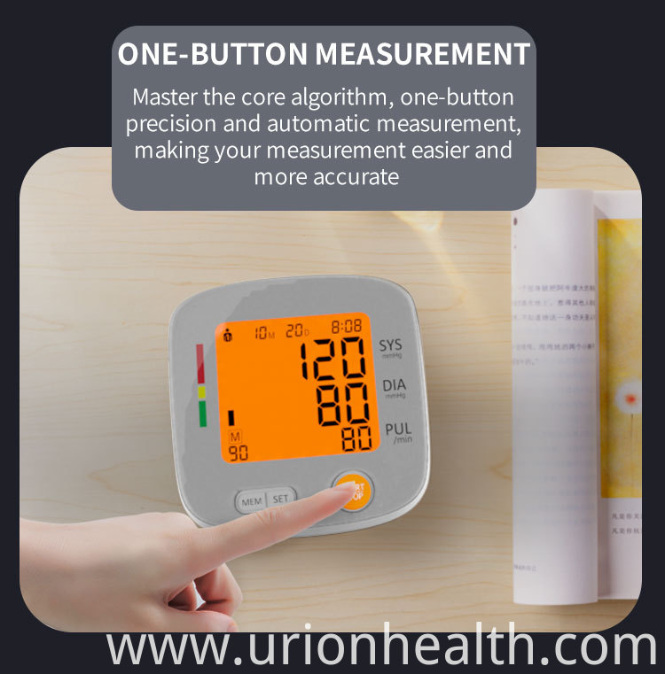 bp monitor blood pressure