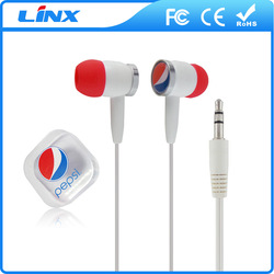 stereo wired earphone