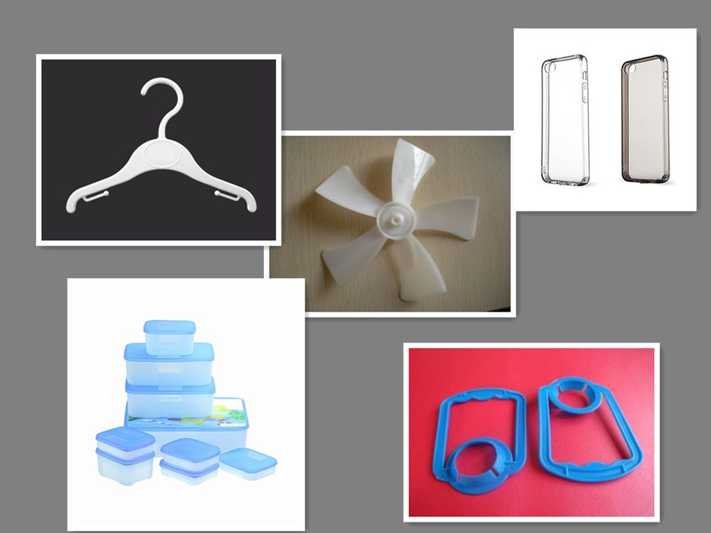 high speed machine plastic products