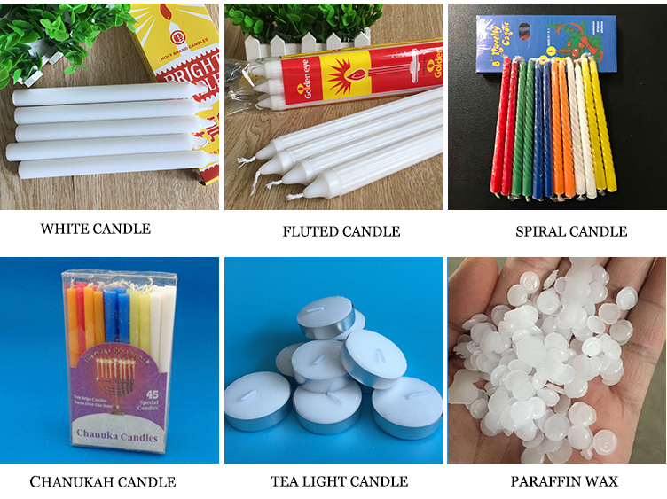 CANDLE SUPPLIER