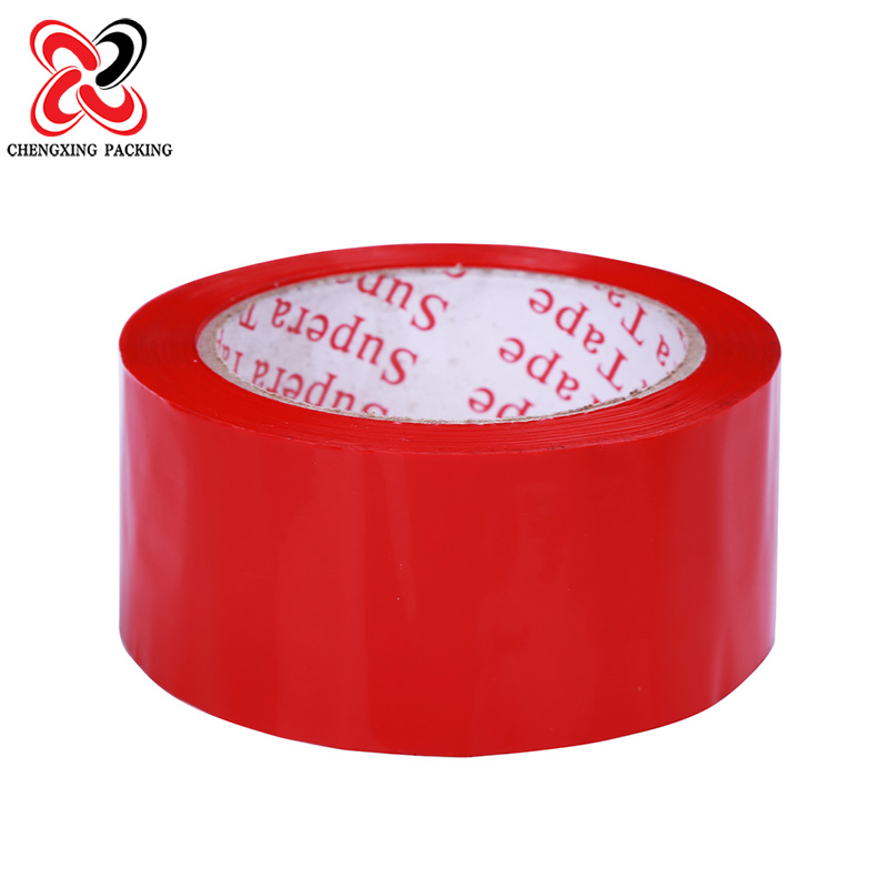 Clear Colored BOPP Film Carton Sealing Tape