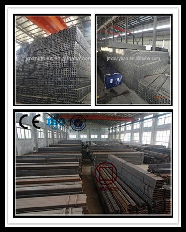 High Quality Galvanized Square Pipes