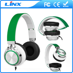 wired stereo headband headphone