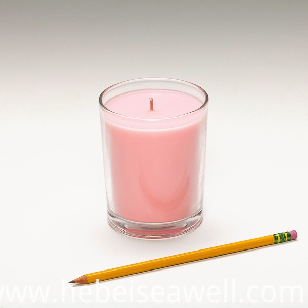 Rose Scent Candle
