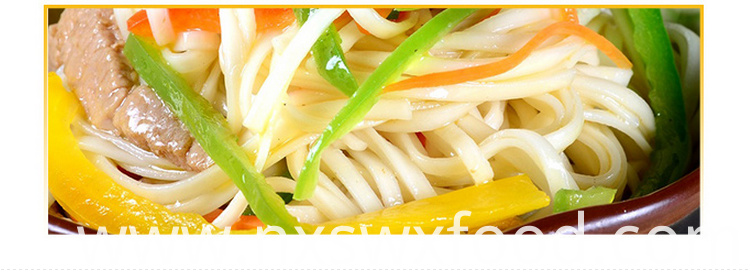 Nutrient Corn Konjac Dried Noodles