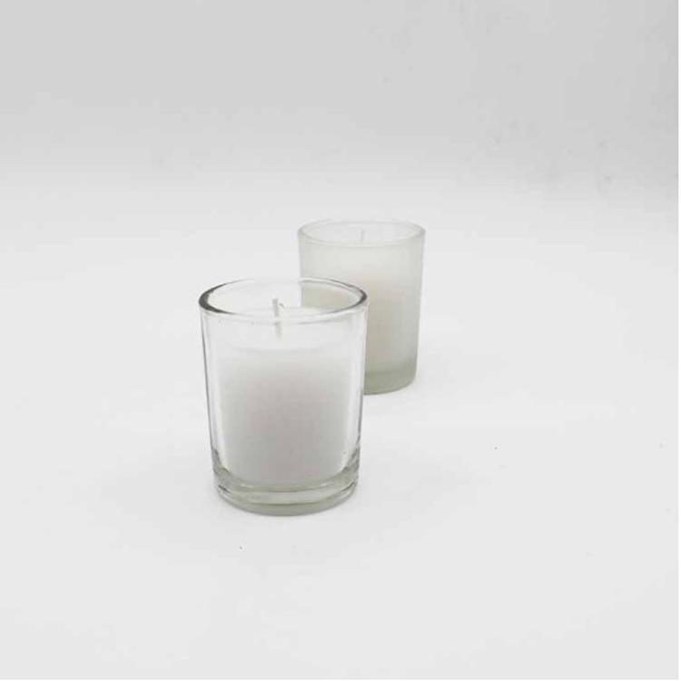 Glass Jar Natural Soy Candles