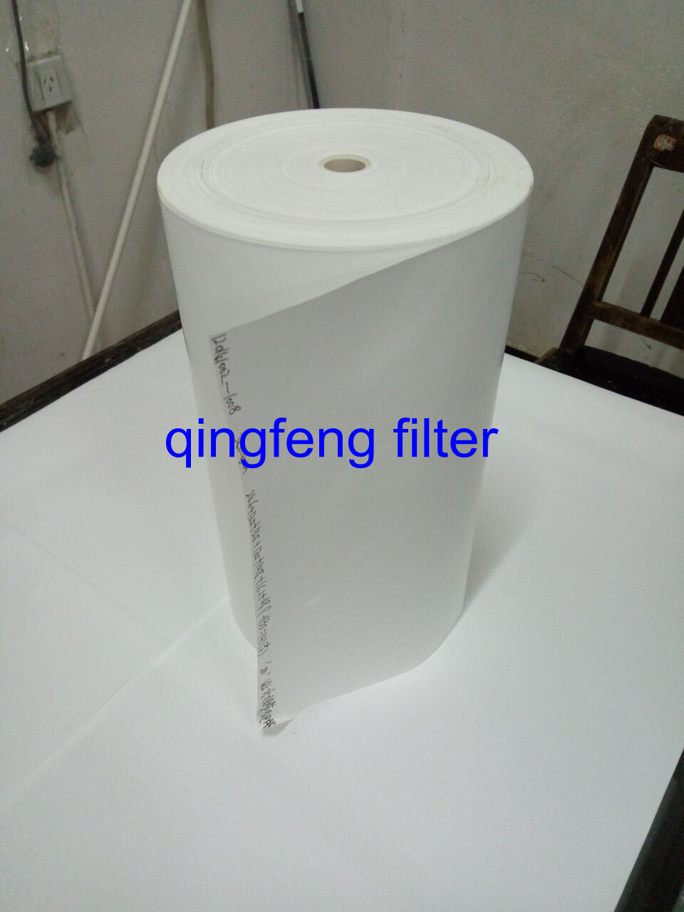 1.0um 3um 5.0 Micron Glass Fiber Membrane Filter Paper for Air Filtration