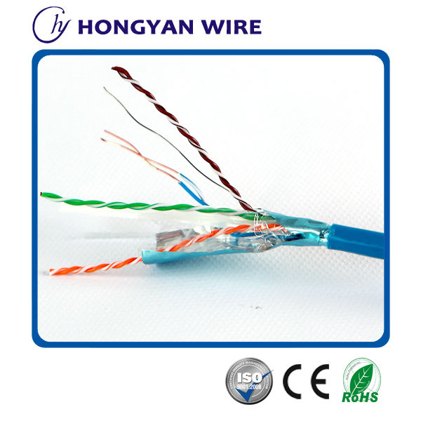 Armored Cat6 Cable