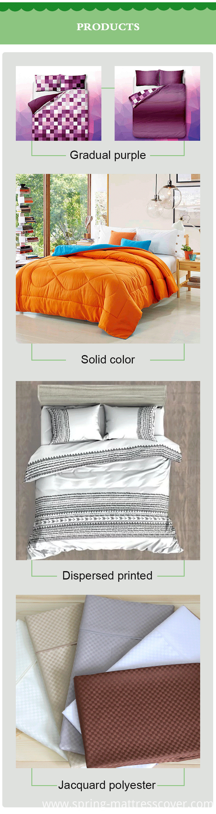 Home Sheets Bedding Set