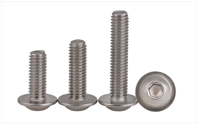 Stainless Steel Hex Washer Head Socket Cap Screw