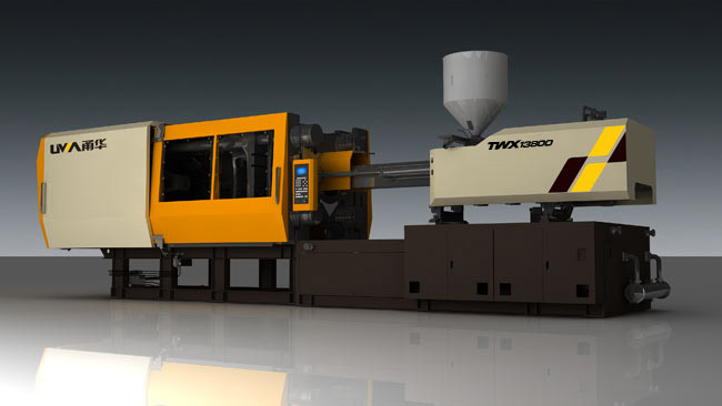 table injection molding machine