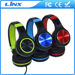 stereo headband headphone
