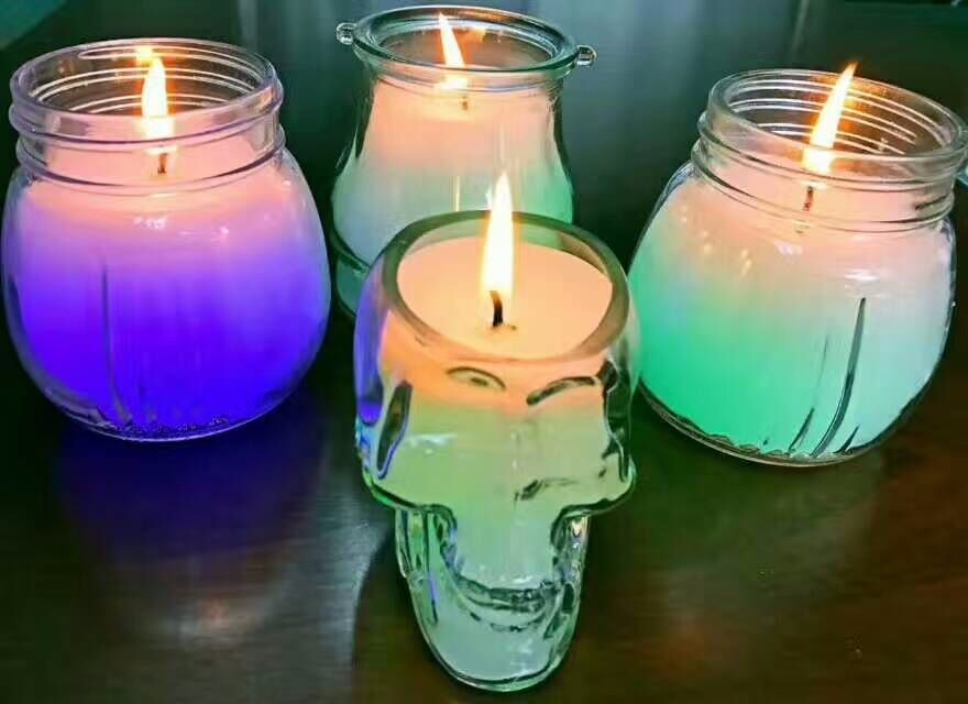 color changing led candles