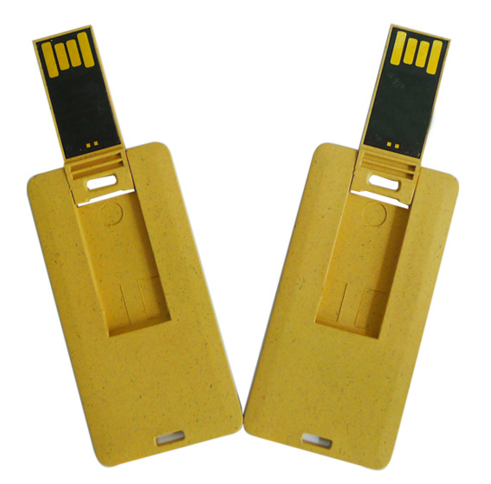 Business Card Shape Usb Flash Drive