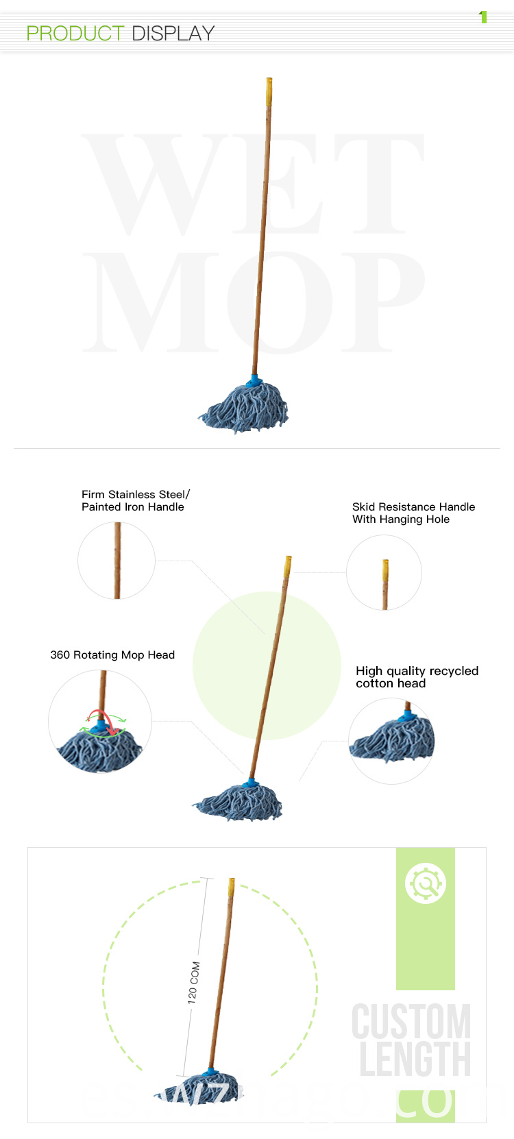 Wholesale Cleaning Mops