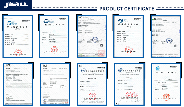cooler ice packs certifictaion