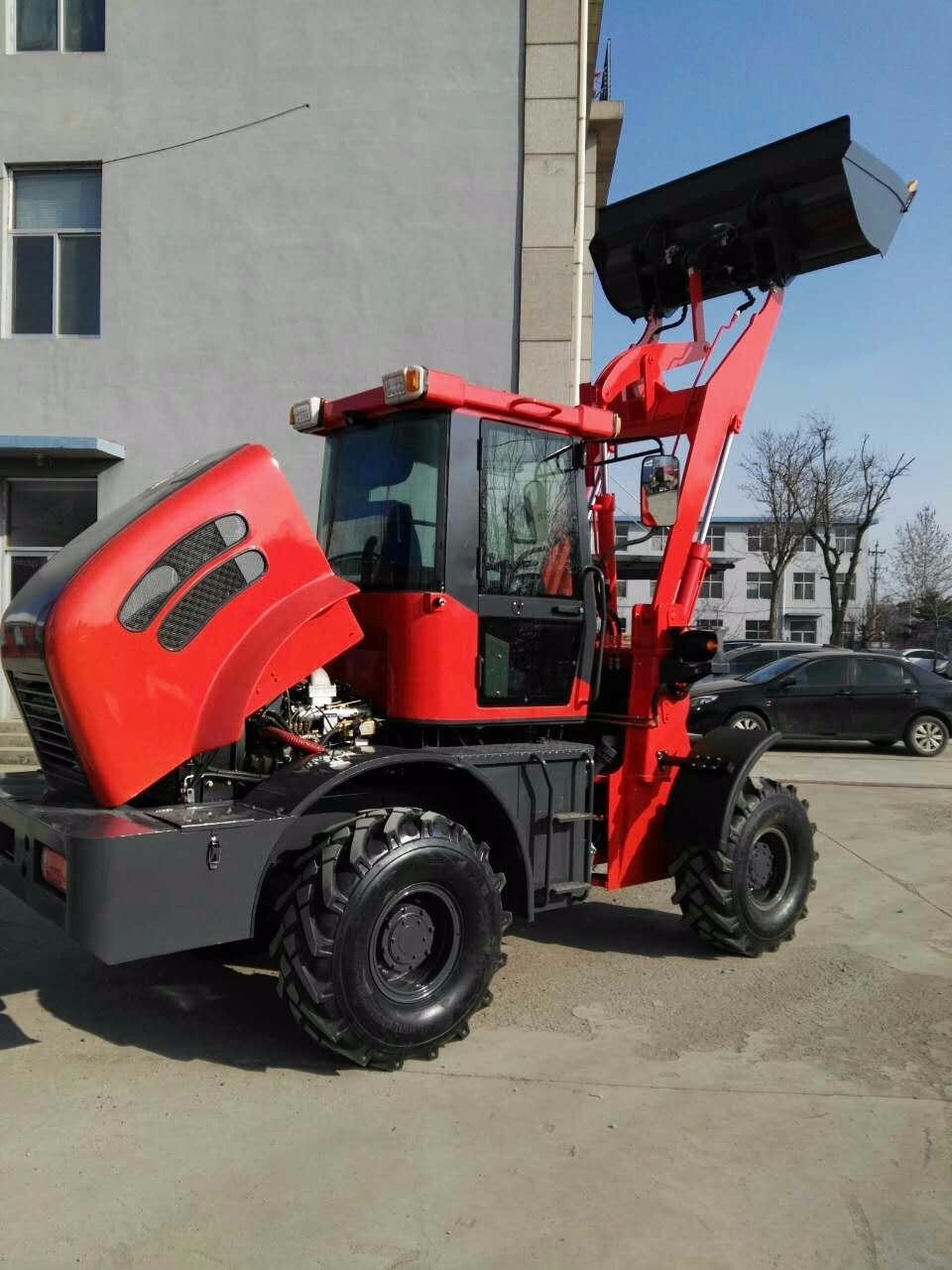 1.5 ton front end wheel loader
