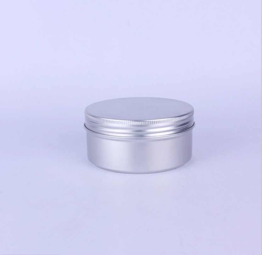 Aluminum cosmetic jars with good price